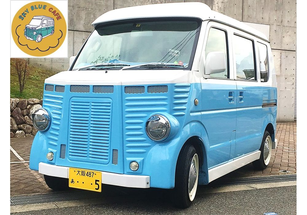 SKY BLUE CAFEキッチンカー